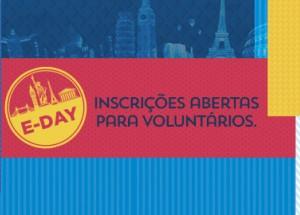 Seja voluntário no Experience Day 2017