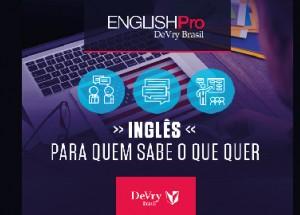 EnglishPro Onsite: curso de inglês presencial com inscrições abertas