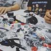 Alunos de Engenharia criam robôs para competição nacional